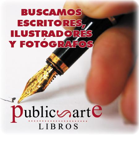 <h1>BUSCAMOS ESCRITORES, ILUSTRADORES Y FOTÓGRAFOS</h1>
